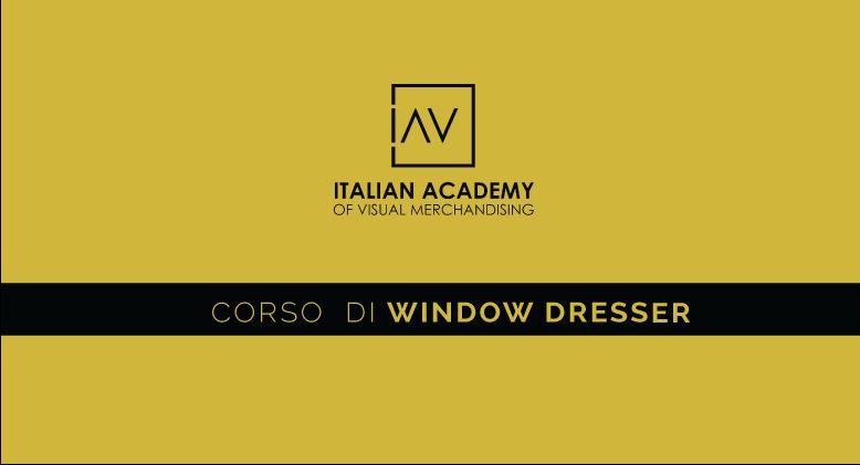 CORSO 3 (corso di formazione della vetrinistica)